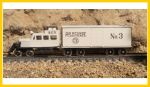 ASP-30049-RTR R.G.S. Galloping Goose No 3 Nn3 Brass